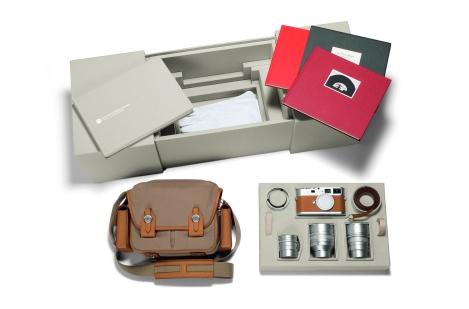 Leica M9-P Hermes sett